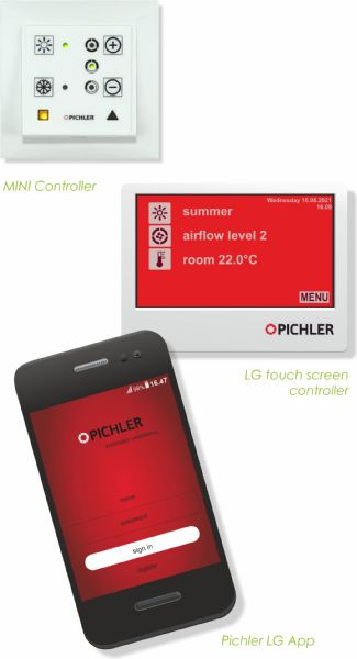 Pichler LG Controllers