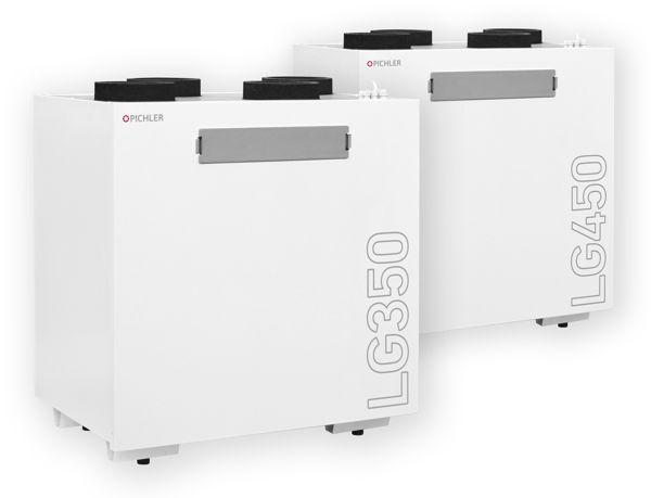 Pichler LG350 & LG450 units