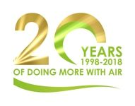 Celebrating 20 years in business