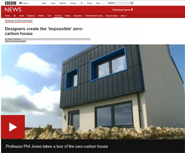 Link to BBC News article on Genvex Compact Service Unit