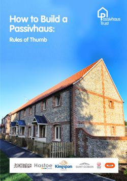 How To Build A PassivHaus Cover Photo