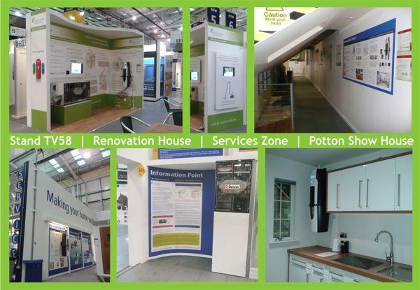 Total Home Environment Presence at NSBRC