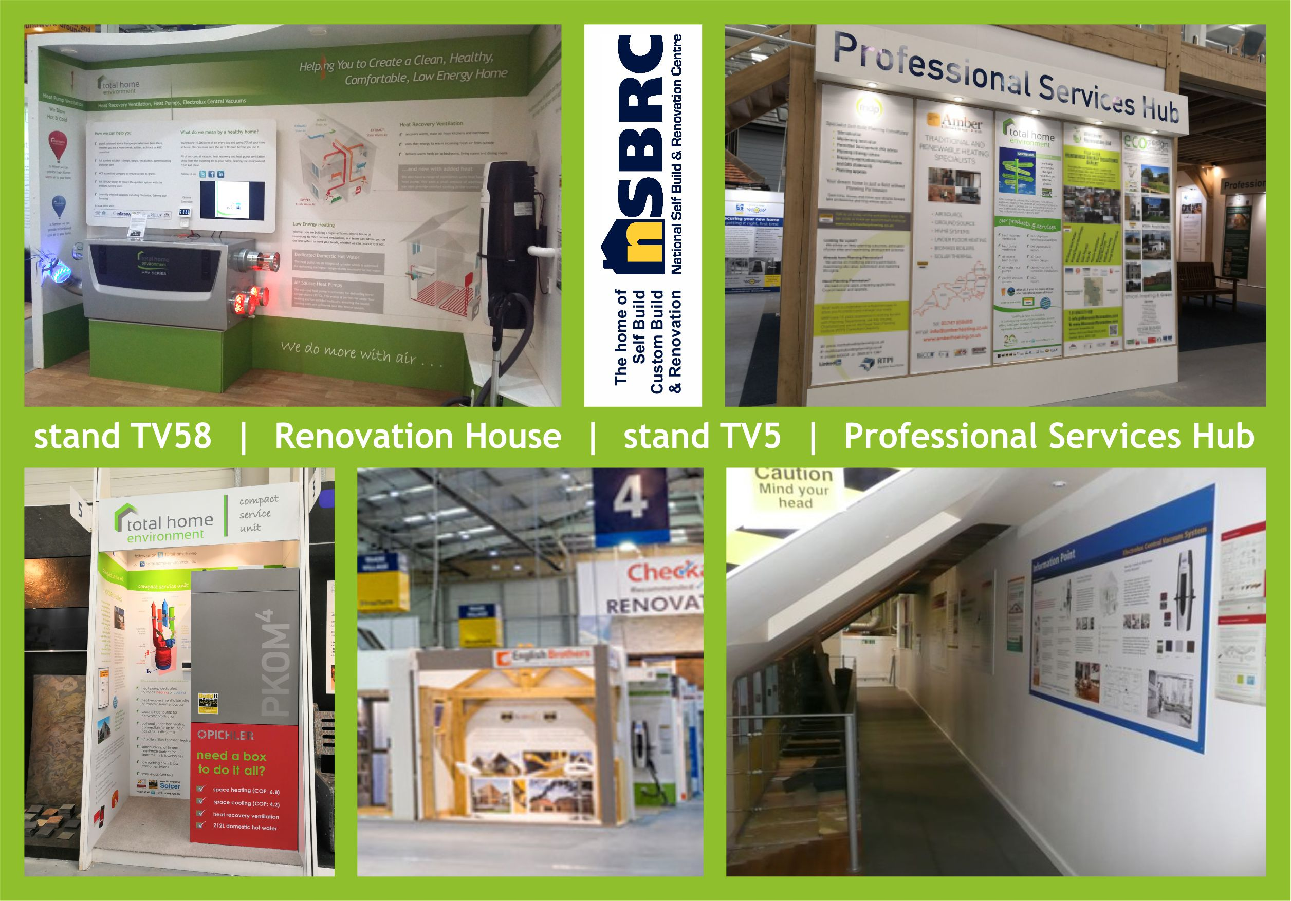 Total Home Environment presence at NSBRC