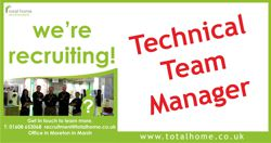Technical Team Manager Job