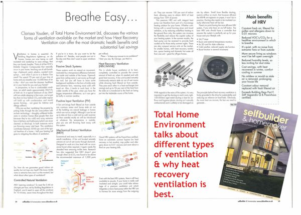 Different Types of Ventilation Explained Article