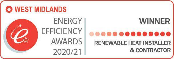 Energy Efficiency Award Winner Logo